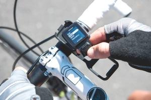 TomTom MultiSport Fahrradhalterung